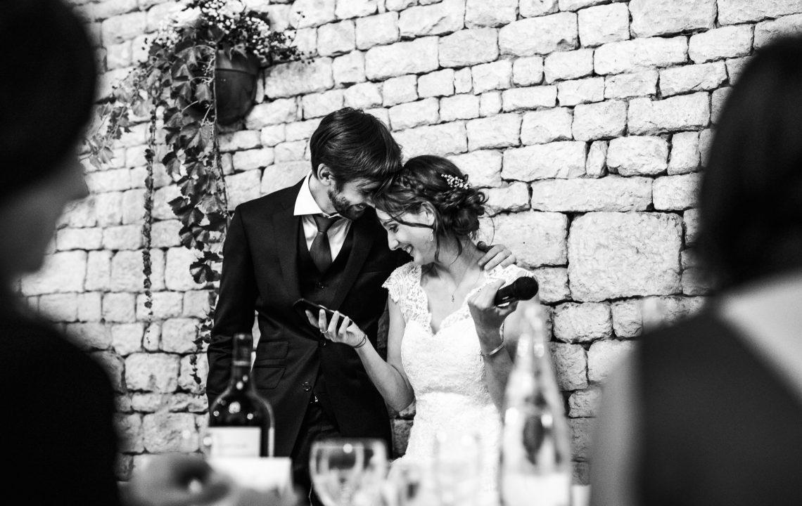 Photographe mariage château
