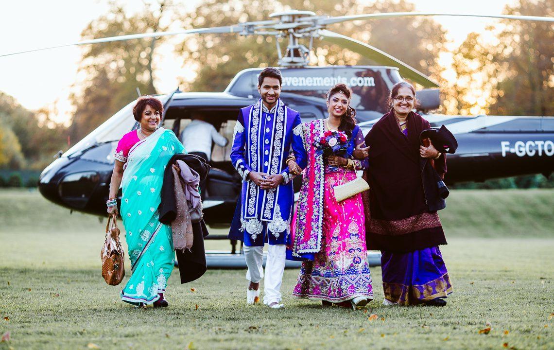 photographe-mariage-indien-chateau-rouen-1