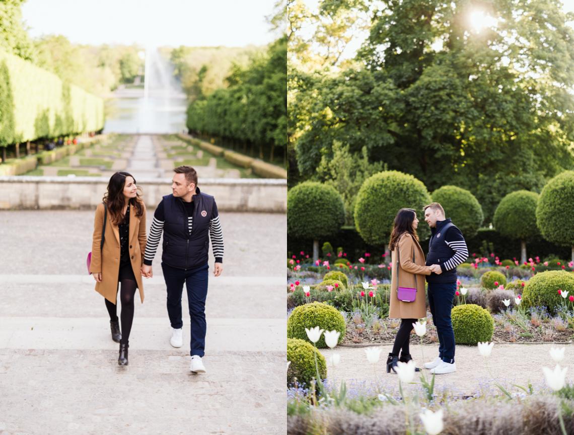 couple au parc de sceaux