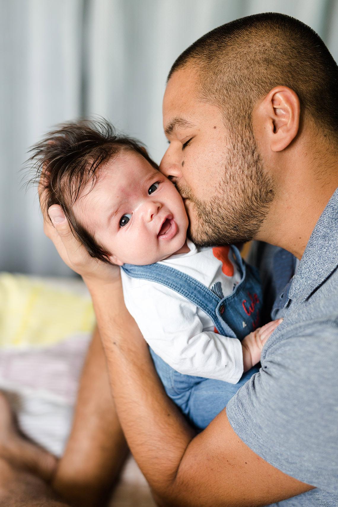 photographe bébé franconville