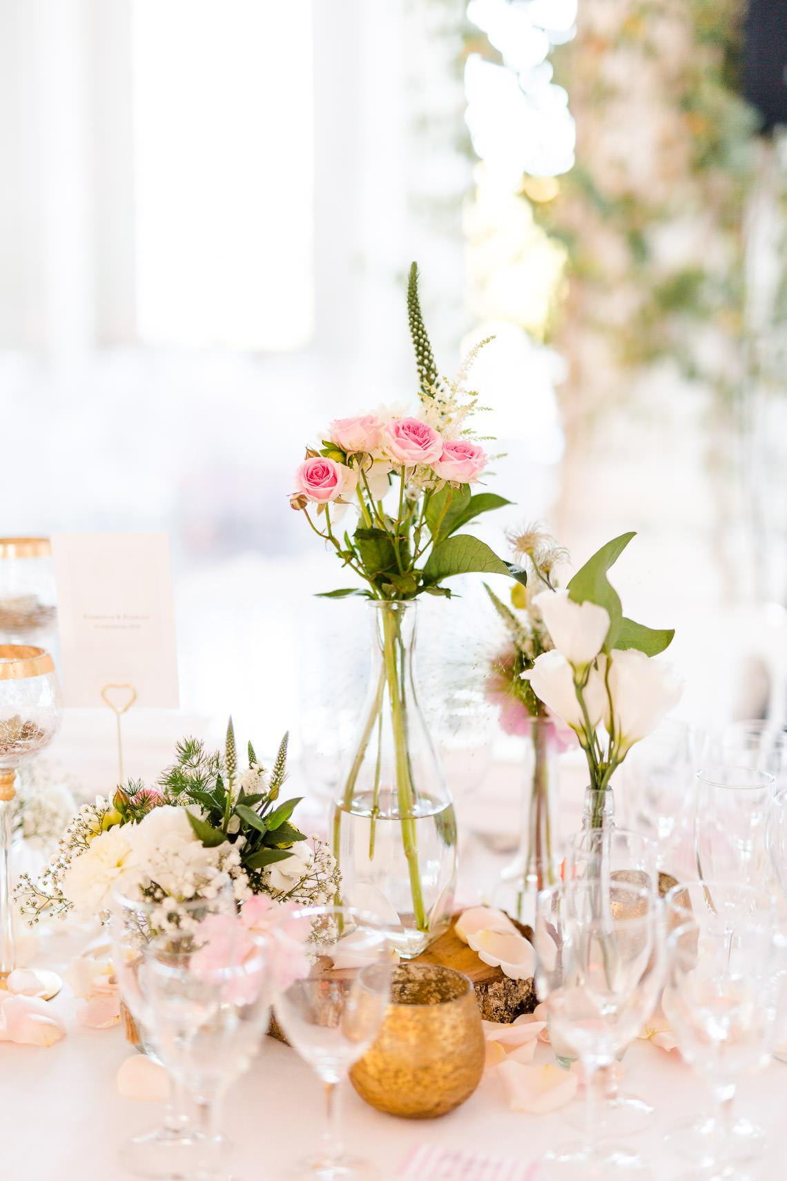 décoration de tables de mariage melun