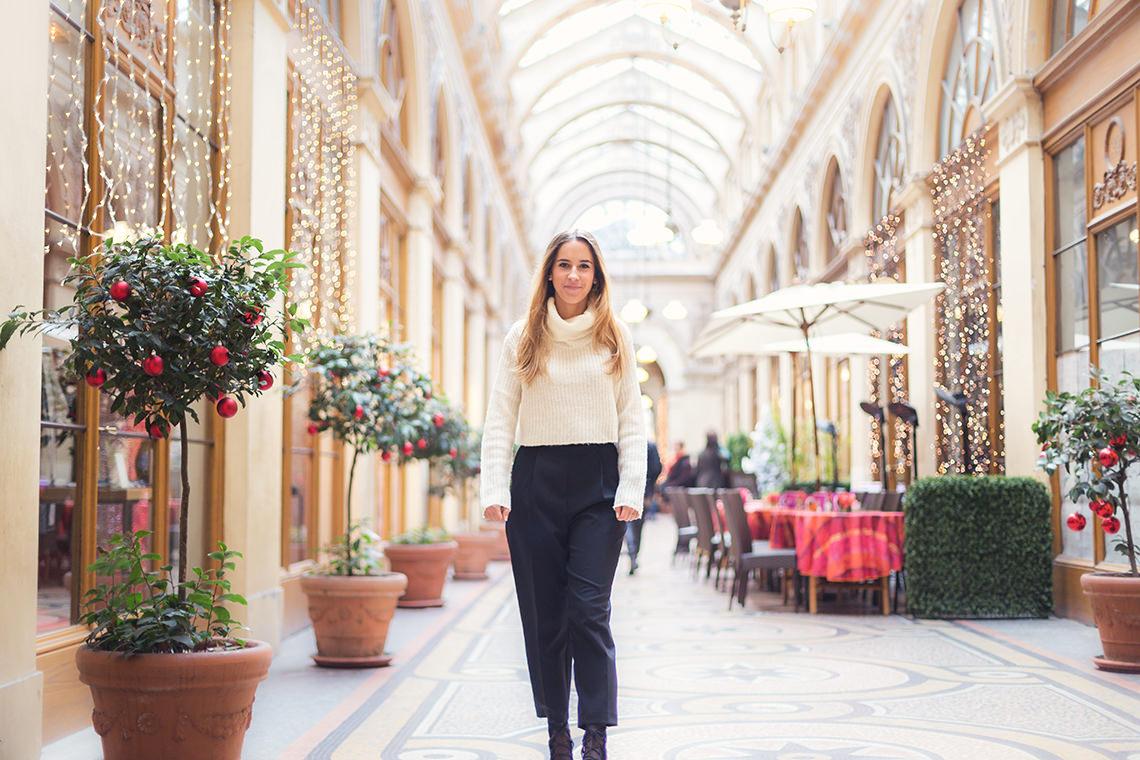 passage parisien galerie vivienne