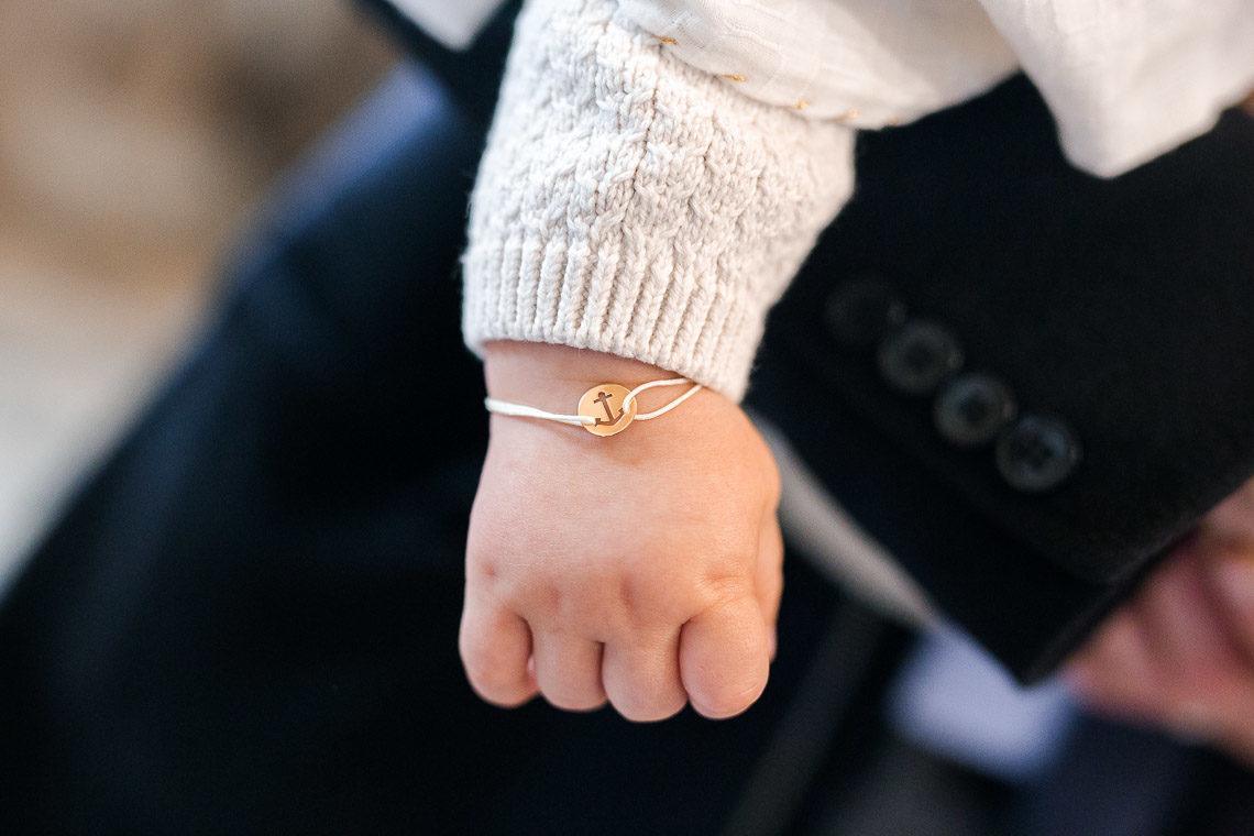 bracelet marin déliciat bapteme