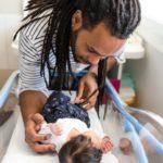photos à la maternité
