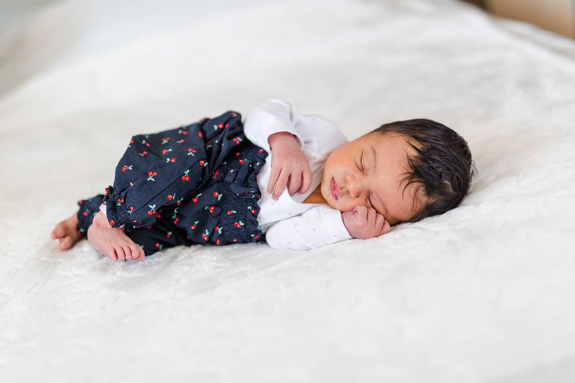 nouveau-né à l'hopital