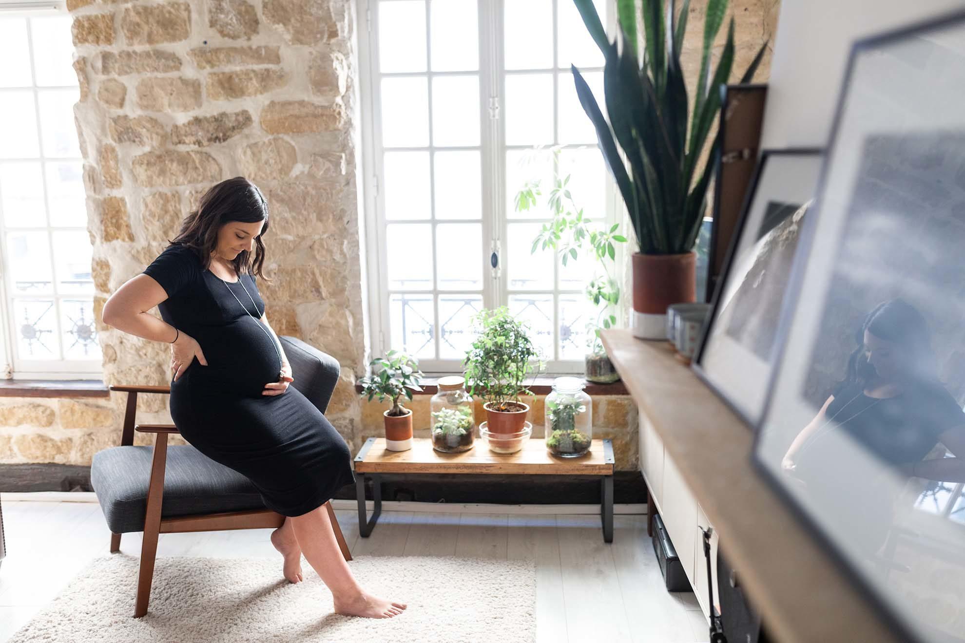photographe grossesse ile-de-france