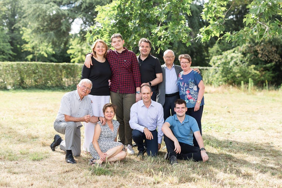 photographe famille intergenerationnelle