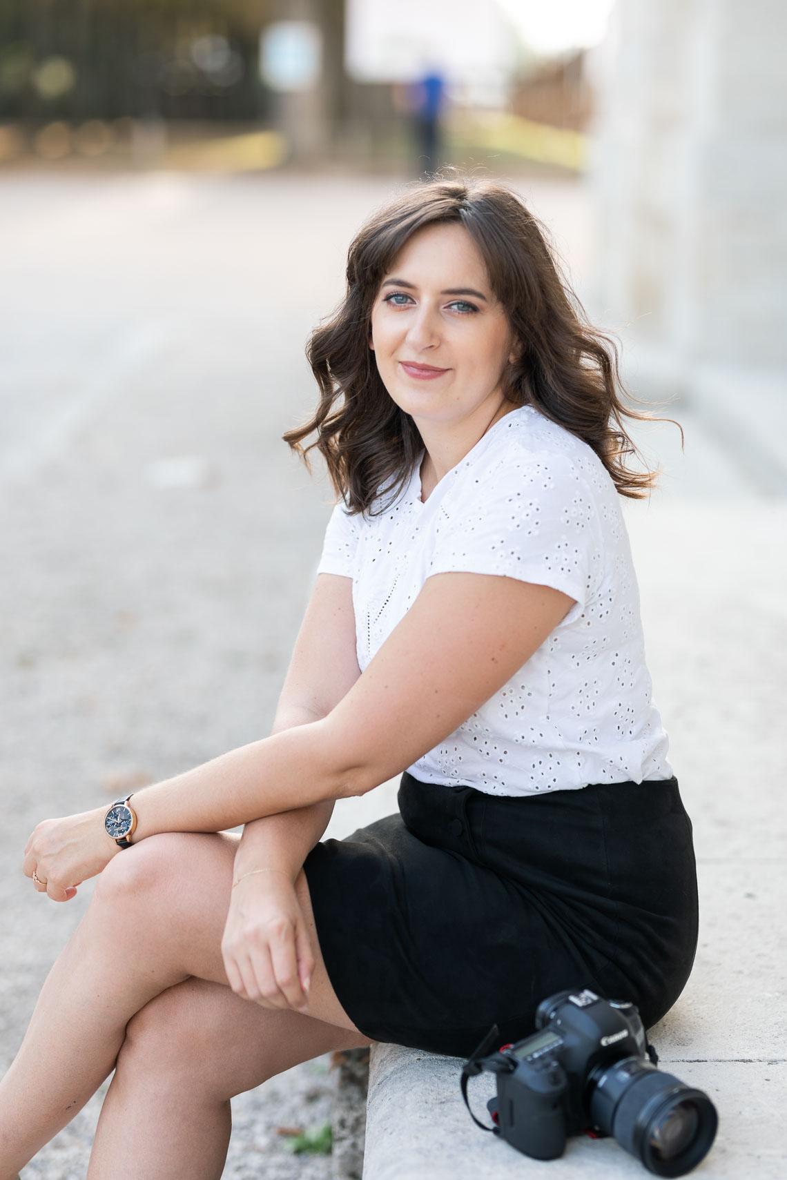 Charlotte Sabah, photographe à Antony