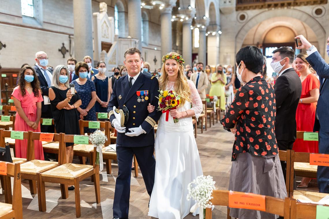 mariage eglise alesia