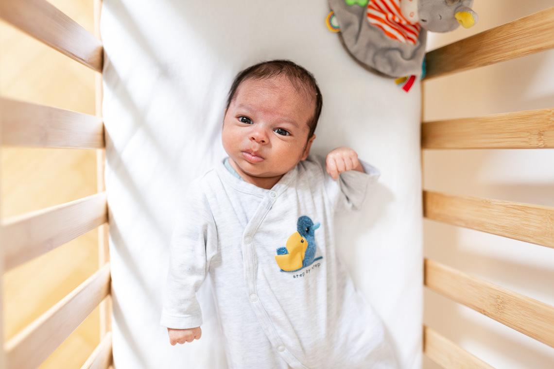 photos lifestyle bébé à domicile