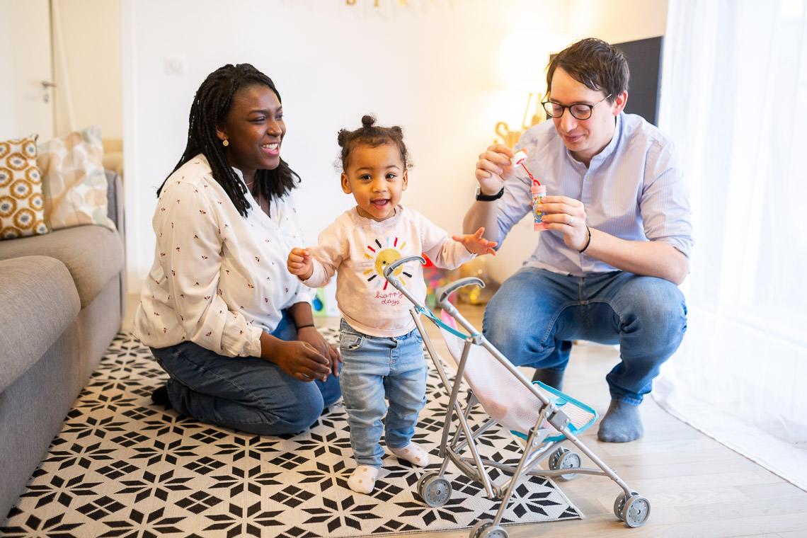 photo de famille lifestyle à paris